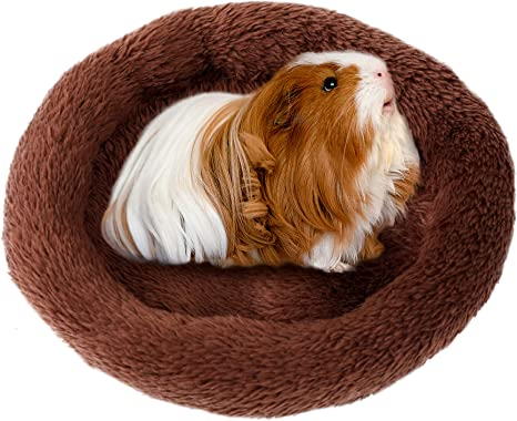 Rose Red Hamster Bed Hedgehog Bed for Hamster//Hedgehog//Squirrel//Tortoise//Lizard and Other Small Animal FEBSNOW Guinea Pig Beds