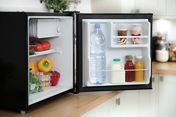 Bomann Mini Kühlschrank Anleitung : Russell hobbs rhttlf b mini kühlschrank liter kühlteil