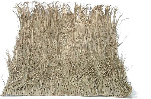 Wildfowler Grass Mat Pack of 4 , Hay, 4 x 4-Feet
