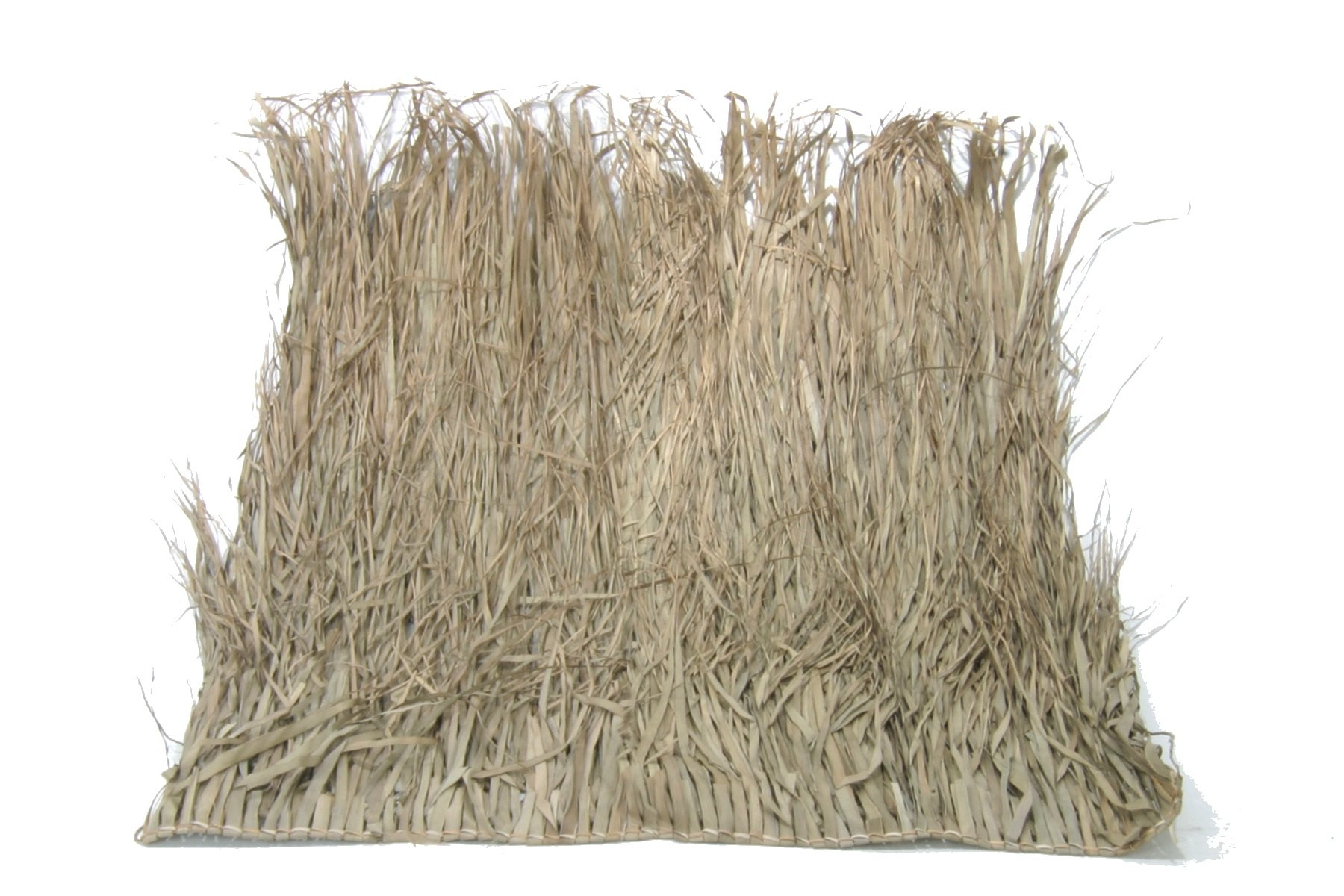 Wildfowler Grass Mat (Pack of 4), Hay, 4 x 4-Feet by Wildfowler