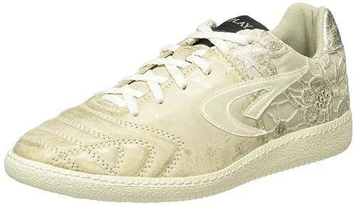 REPLAY Zapatillas Replica Scatto Calle Platino EU 39: Amazon.es: Zapatos y complementos