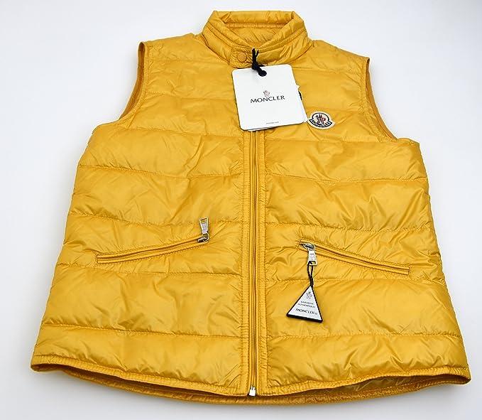 moncler giallo