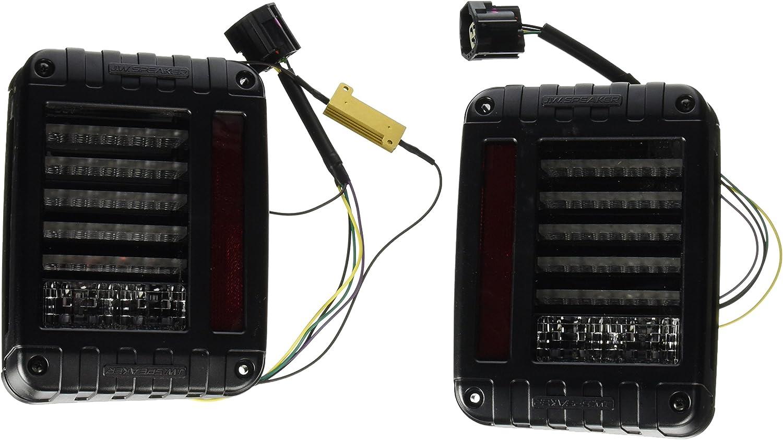 J.W. Speaker 279 J Series LED Jeep Tail Light Kit