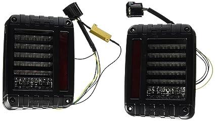 JW Speaker 0347531 279 J Tail Light Kit, Pair (JEEP DOT) on