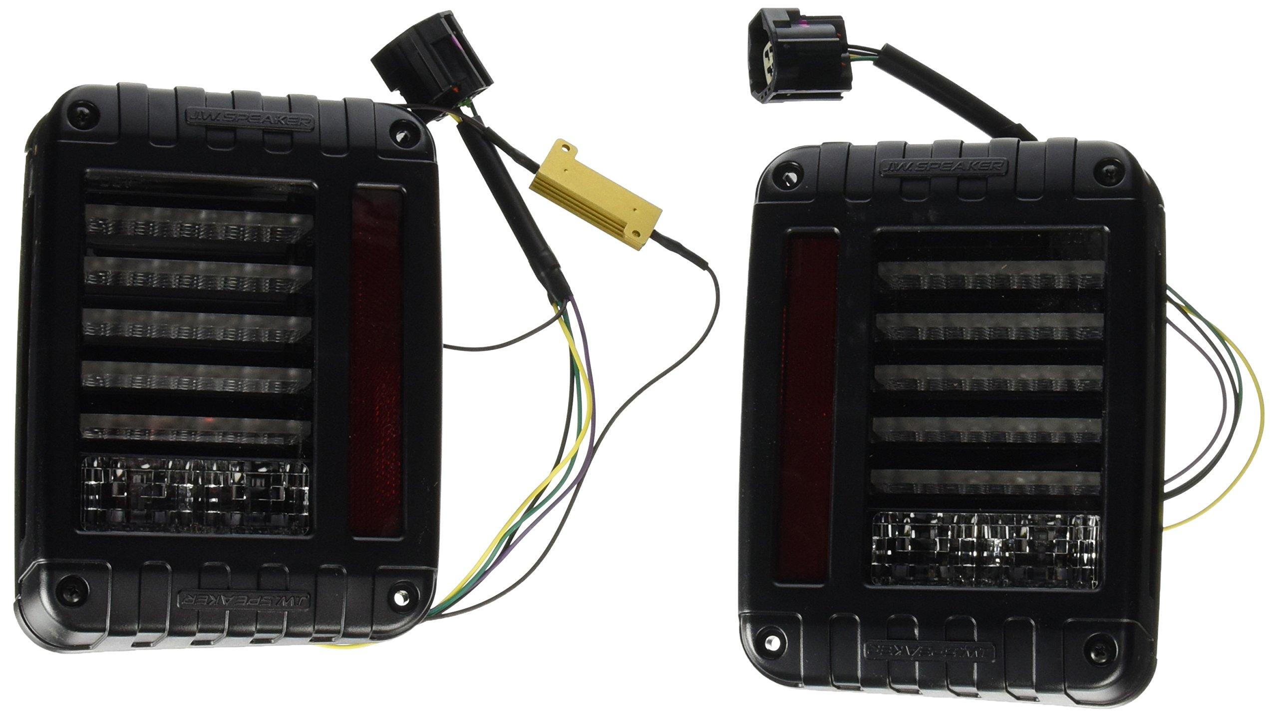 JW Speaker 279 J Tail Light Kit, Pair (JEEP DOT)
