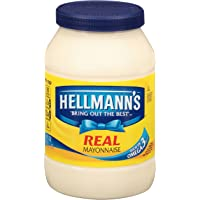 Hellmann's Real Mayonnaise, Real Mayo 48 oz, Twin Pack