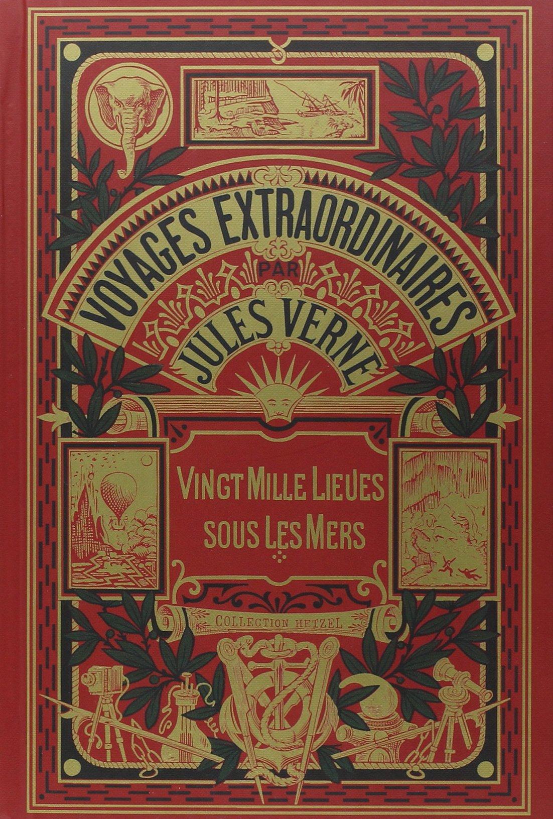 Amazon Fr Vingt Mille Lieues Sous Les Mers Tome 1 Jules