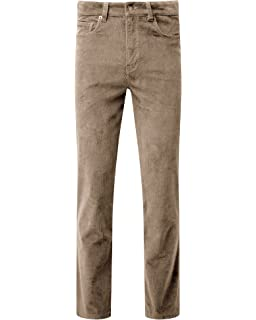 Cotton Traders Mens Stretch Cord Jeans 27 Leg Length