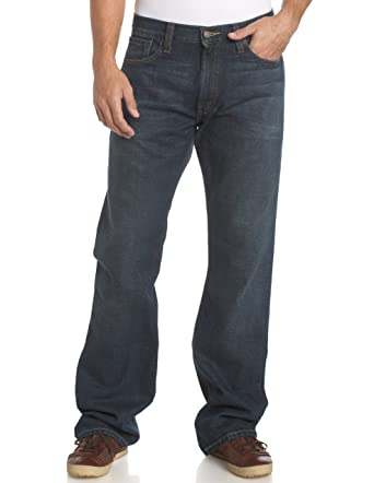 19a414d7e95 Amazon.com  Levi s Men s 527 Slim Bootcut Jean  Clothing