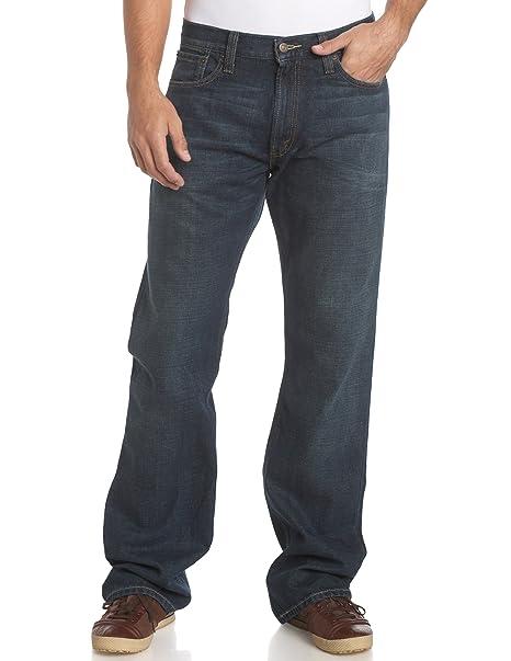 Levis Mens 527 Slim Bootcut Jean