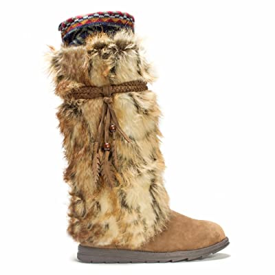 MUK LUKS Women's Leela Boots Knee High | Knee-High