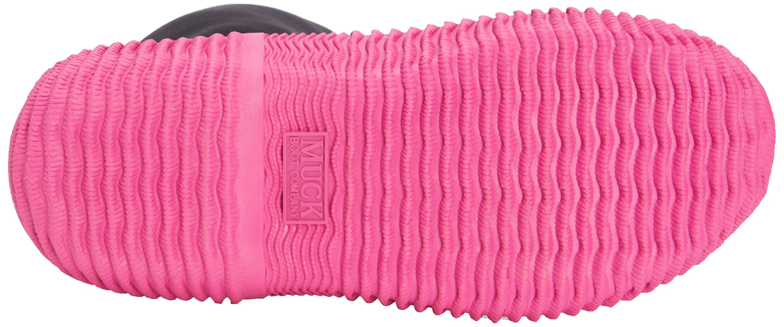 Muck Boot Women's Hale Snow Boot, Black/Hot Pink, 8 M US by Muck Boot (Image #4)