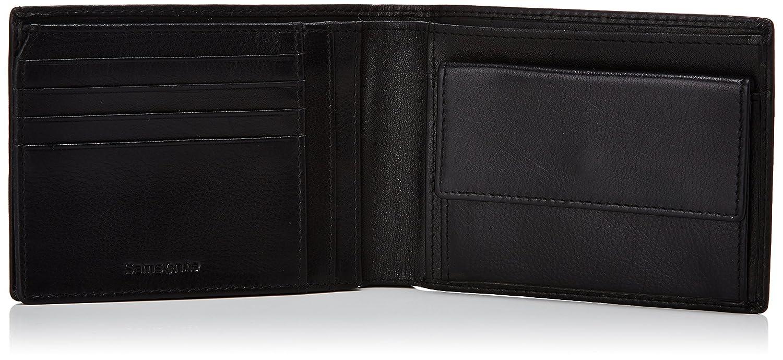 Samsonite Attack SLG Dark Green Wallet Zip Around M M/ünzb/örse