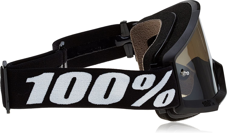 Masque Strata Goliath Ecran Miroir Argent 100/%