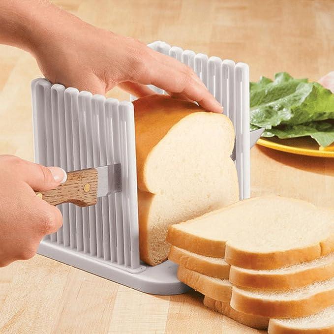 Compra Cortador de pan de molde o de bizcochos en rodajas en ...