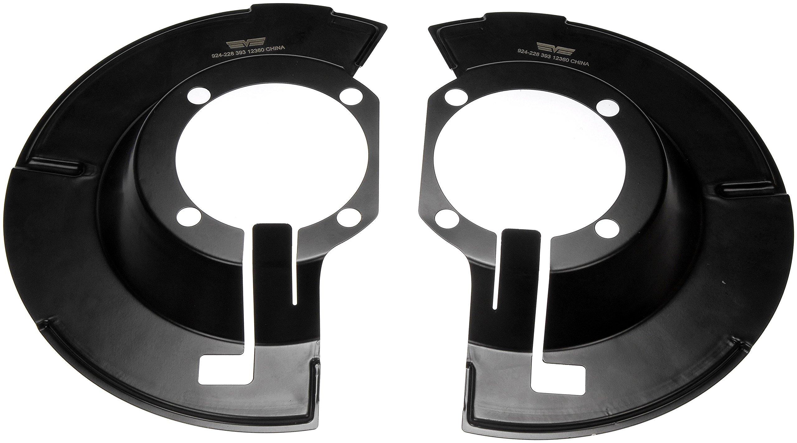 Dorman 924-228 Brake Dust Shield, Pair