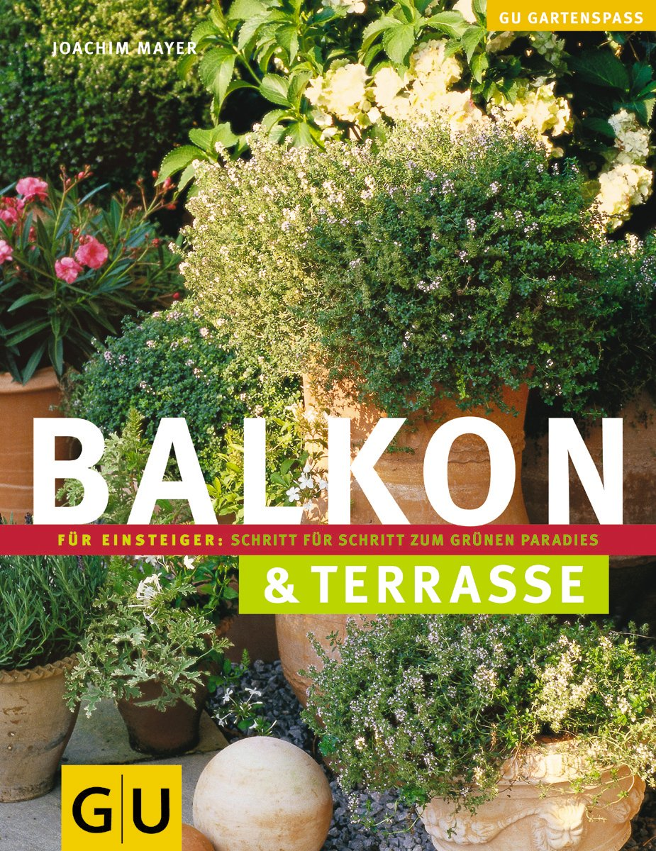 Balkon & Terrasse (GU Altproduktion HHG)