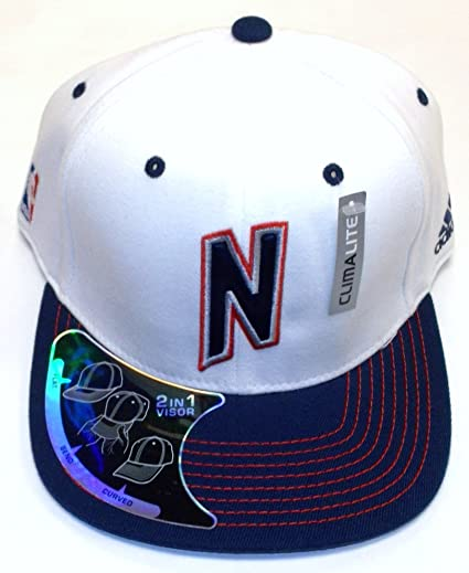 Image Unavailable. Image not available for. Color  NBA New Jersey Nets Flexfit  Adidas Hat ... aad3d1fc1d19