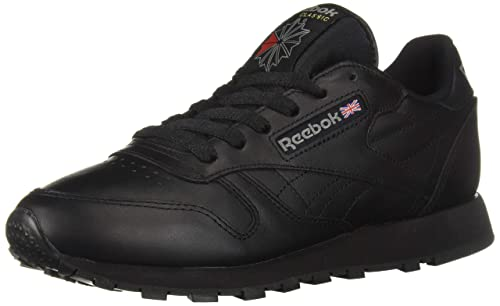 Reebok Men s Classic Leather Fashion Sneaker Black  Amazon.ca  Shoes ... bd8a0e5c7