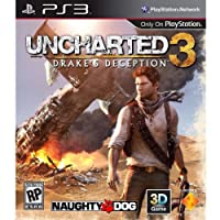 Game Ps3 Uncharted 3 Drakes Deception