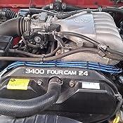 Amazon Com Ngk Rc Te66 Spark Plug Wire Set Automotive