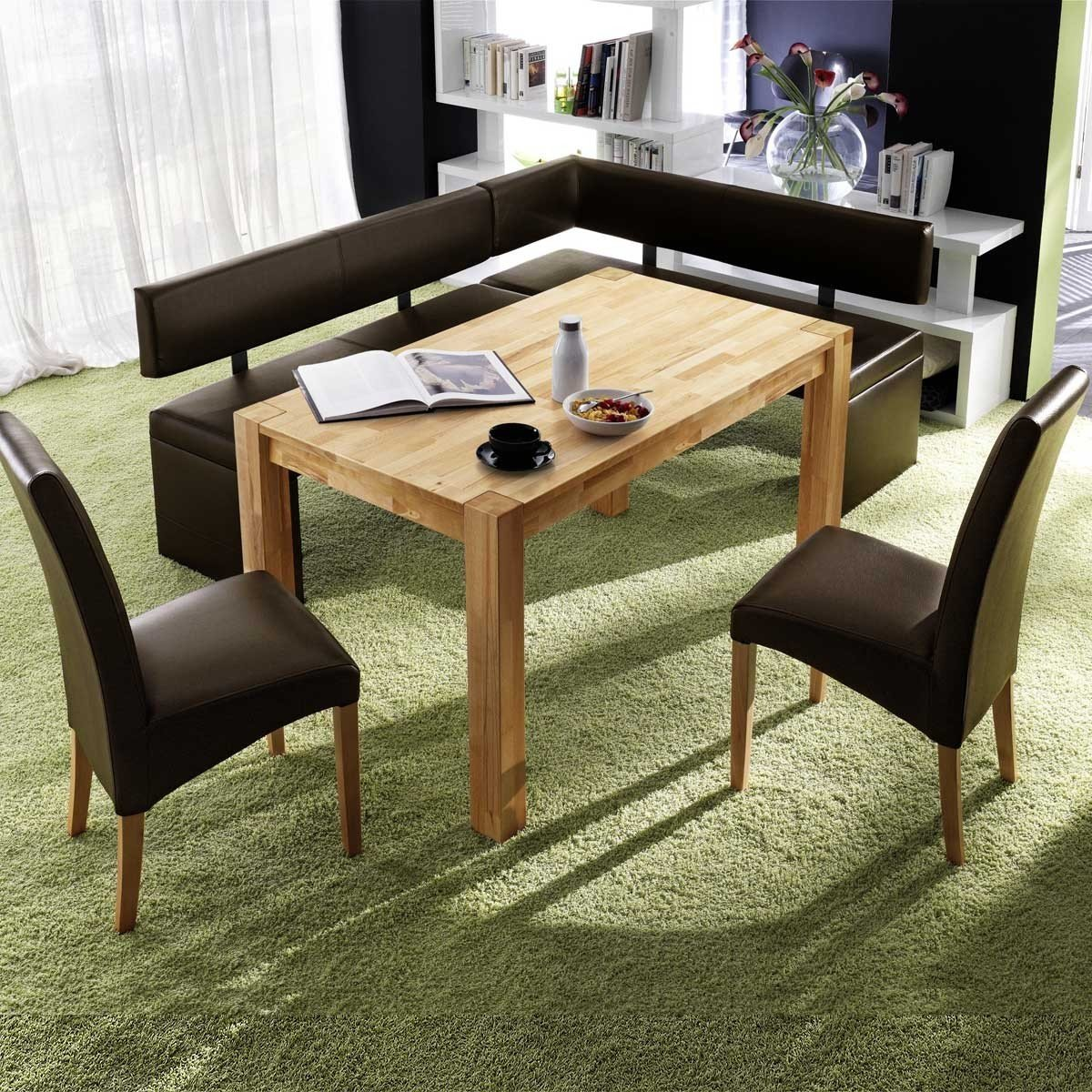 Cool Amazon Com Cosmo 1 Piece Brown European Standerd Machost Co Dining Chair Design Ideas Machostcouk