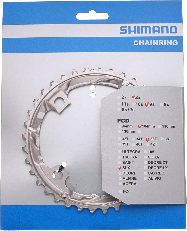 Shimano FC-M660 CHAINRING SLX