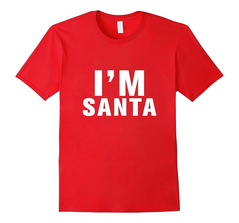 I'm santa t-shirt-Art