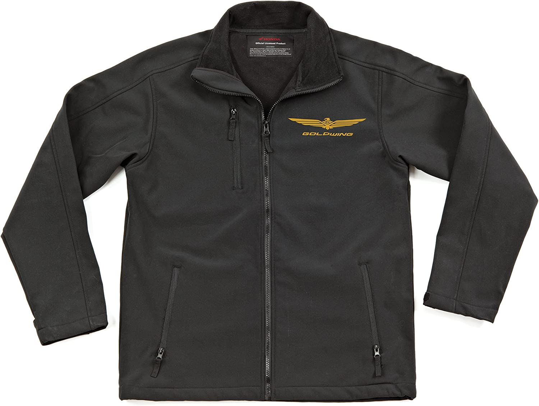 Joe Rocket Honda Goldwing Soft Shell Womens Black Casual Wear Motorcycle Jacket Small