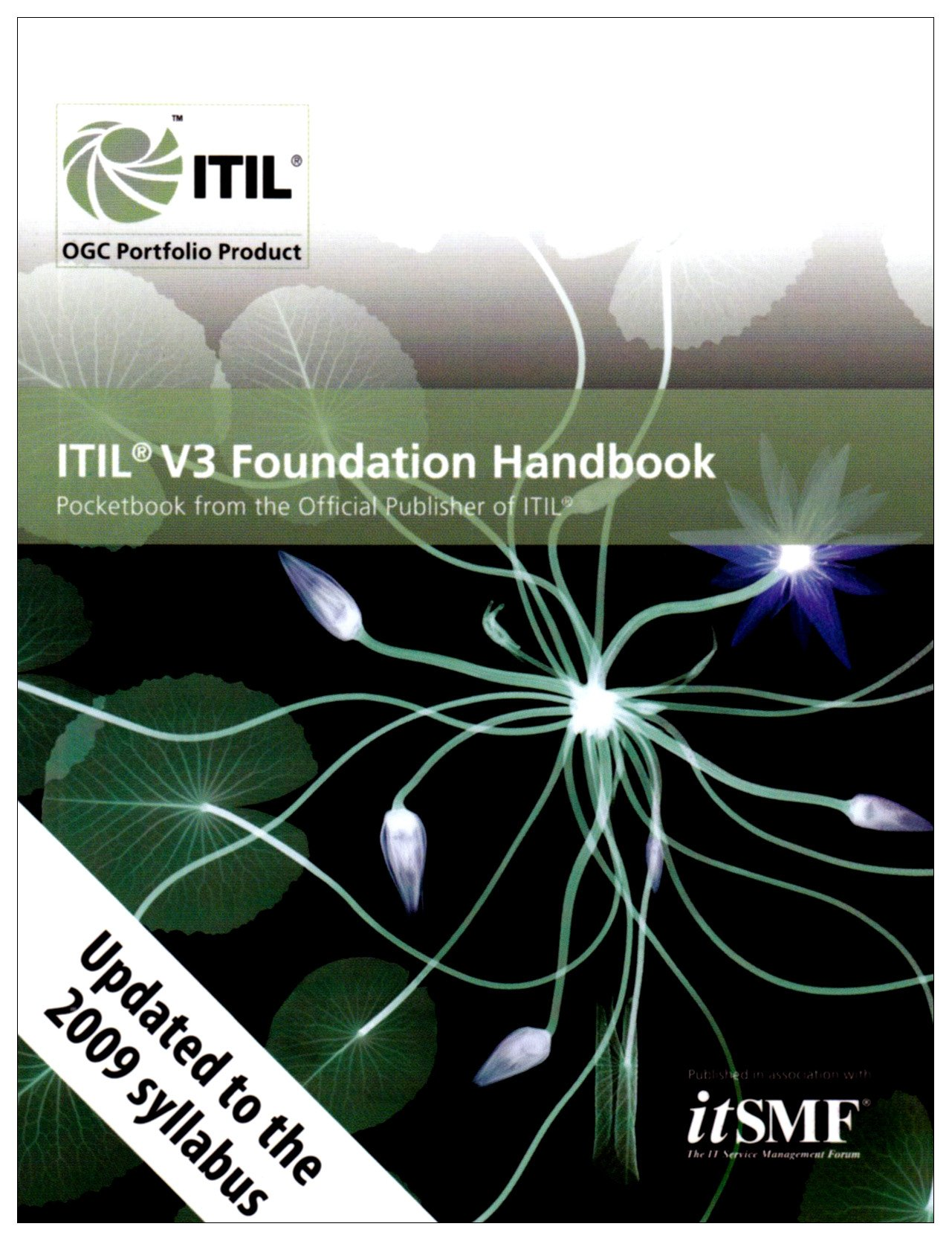 Buy Itil V3 Foundation Handbook Pocketbook From The Official