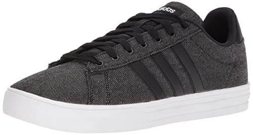 separation shoes 2d02a b07ad Adidas Originals Daily 2.0 - Zapatillas para Hombre, NegroNegroBlanco, 8