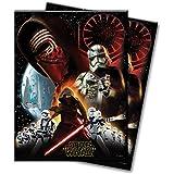 Star Wars Nappe Star Wars 7 en plastique 1,8m x 1,2m