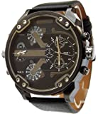 MONTRE HOMME GROS CADRAN XXL DOUBLE AFFICHAGE GD ONLY THE BRAVE
