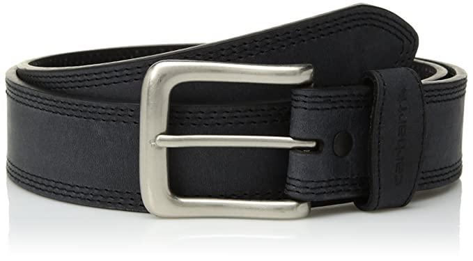 09d224f8e0 Carhartt Men's Detroit Belt at Amazon Men's Clothing store: Apparel Belts
