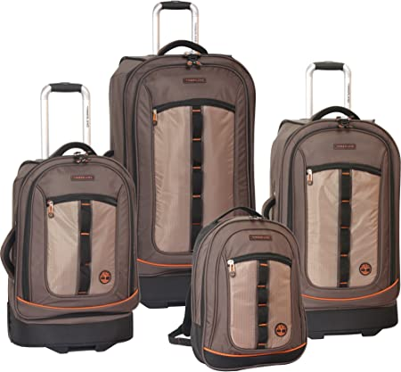 Timberland Moisture-wicking Durable Luggage