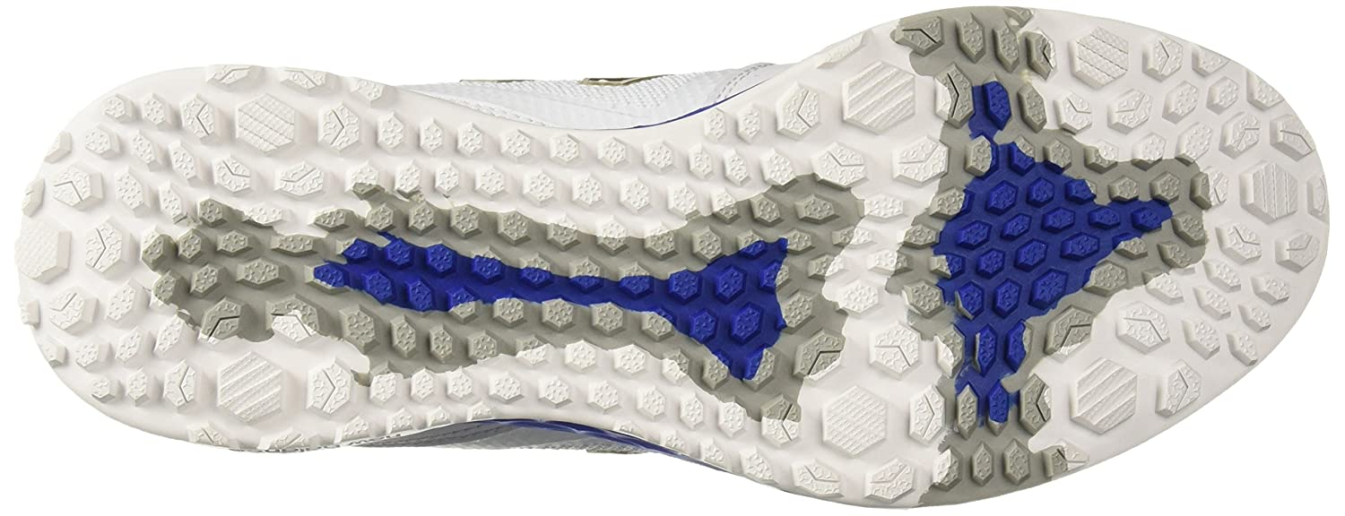 New Shoe Balance Women's Velo V1 Turf Softball Shoe New B075R6WD9M 12 D US|Royal/White 60a530