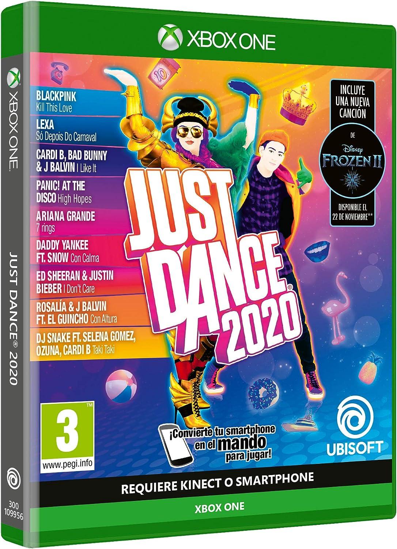 Just Dance 2020 Xbox One: Amazon.es: Videojuegos