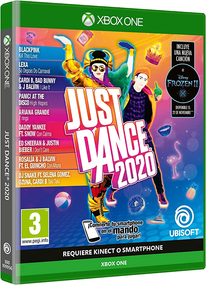 Just Dance 2020 Xbox One: Amazon.es: Videojuegos