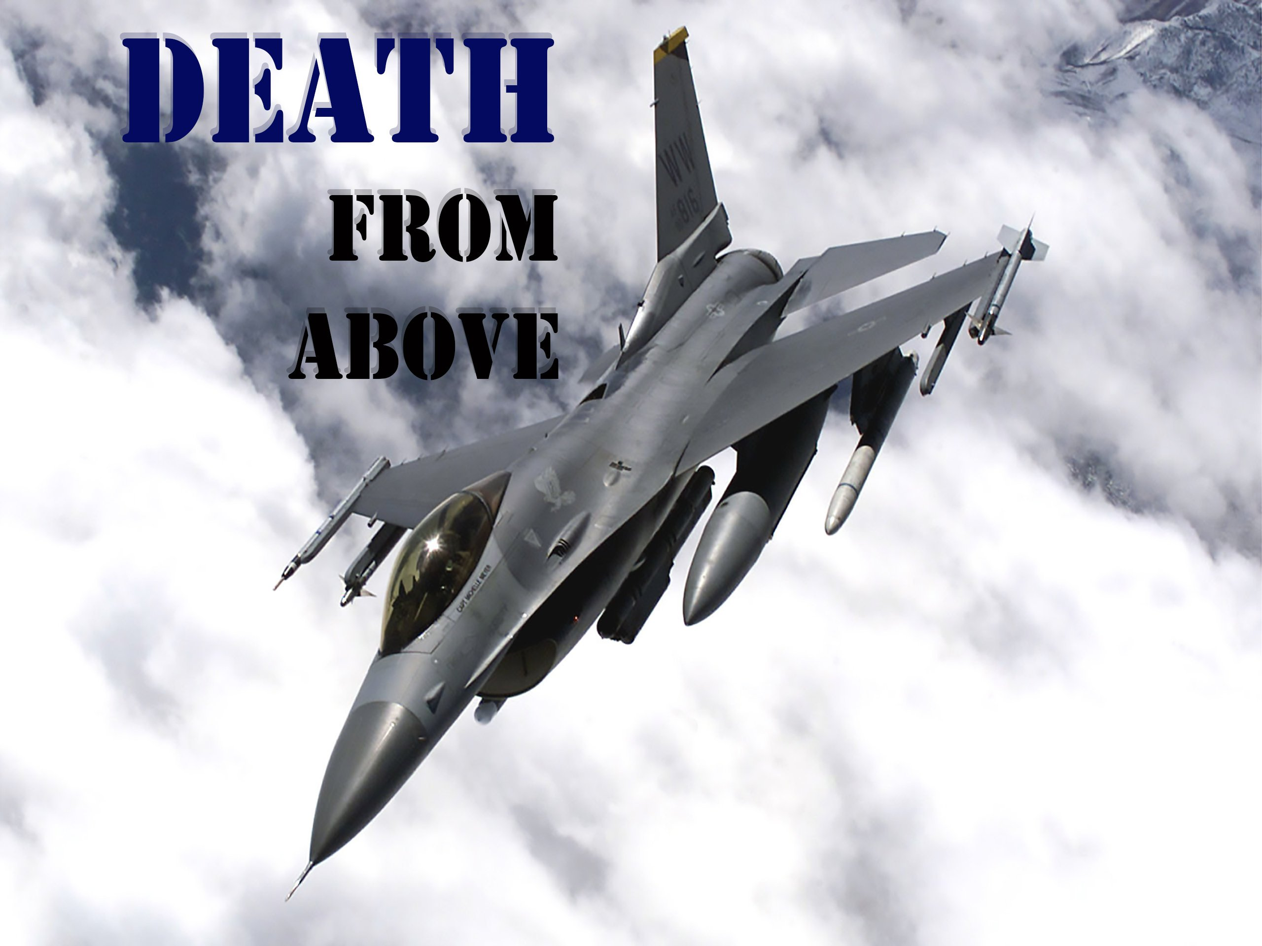 Amazon.com: Watch Death From Above - Air War Against Terror Season 1 |  Prime Video