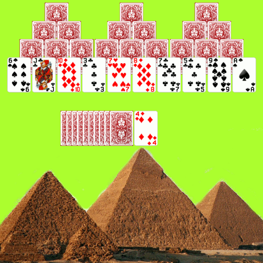 tri peaks solitaire free - 6