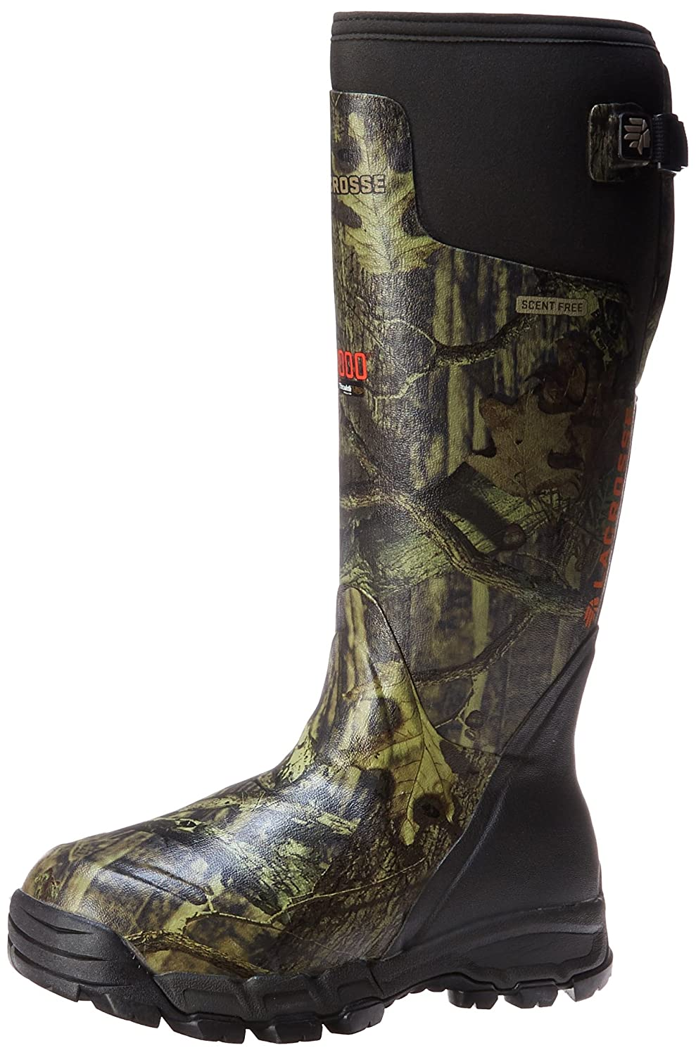 LaCrosse Men's Alphaburly Pro 18 1000G Hunting Shoes LaCrosse Footwear Inc.