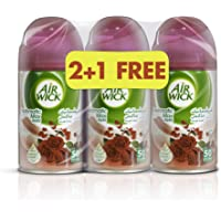 Air Wick Air Freshener Freshmatic Refill Midnight Rose 250ml Triple Pack