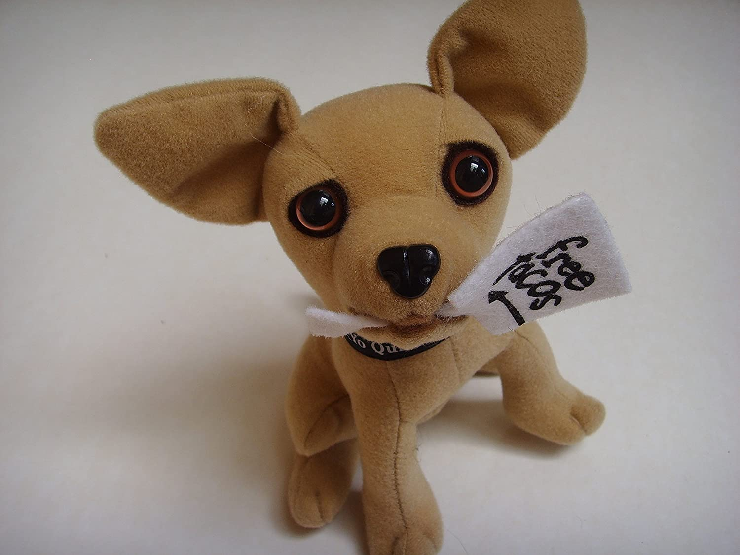Applause Taco Bell chihuahua collectibles
