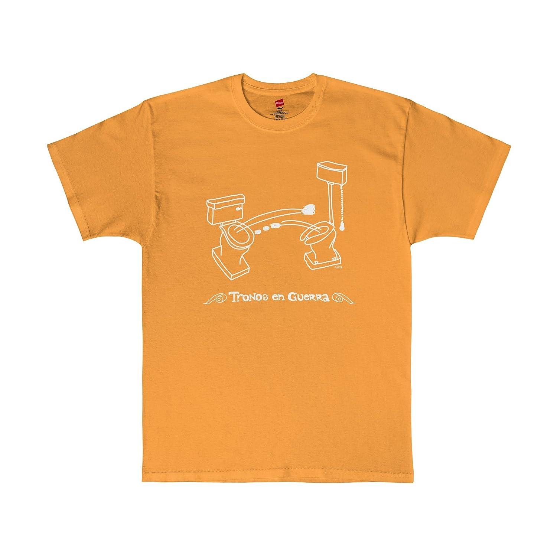 No Limits T-Shirts Tronos en Guerra Tagless T-Shirt at Amazon Womens Clothing store: