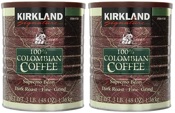 Columbian Coffee Beans Supremo