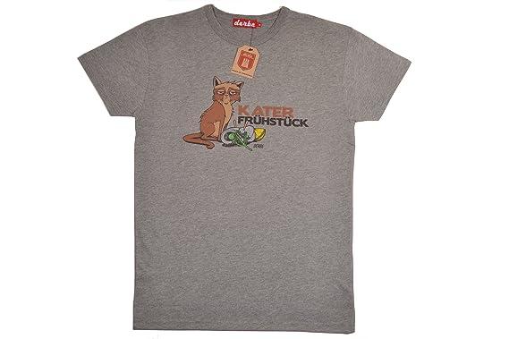 derbe Herren T-Shirt (M),Katerfrühstück