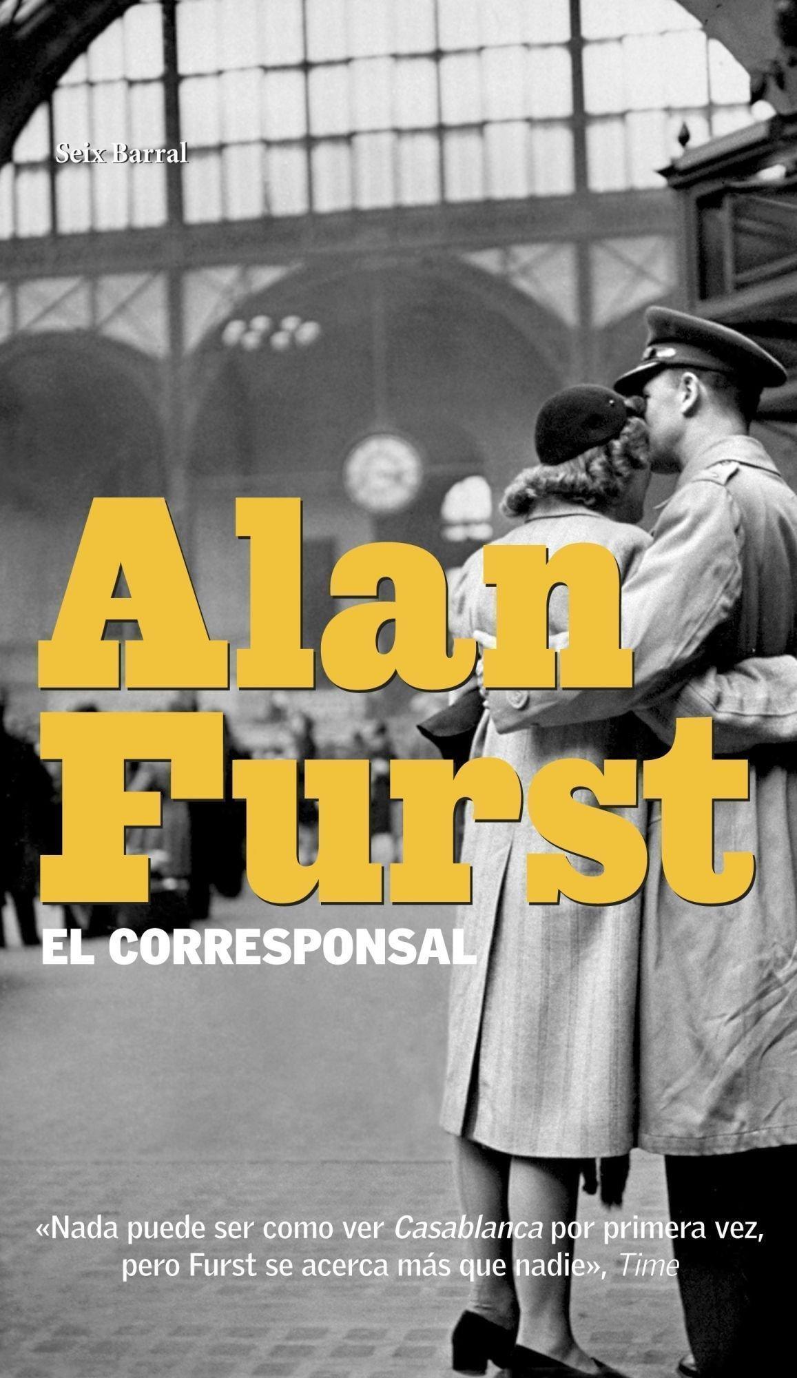 El corresponsal: Amazon.es: Furst, Alan: Libros
