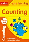 Counting Ages 3-5: New Edition (Collins Easy Learning Preschool)