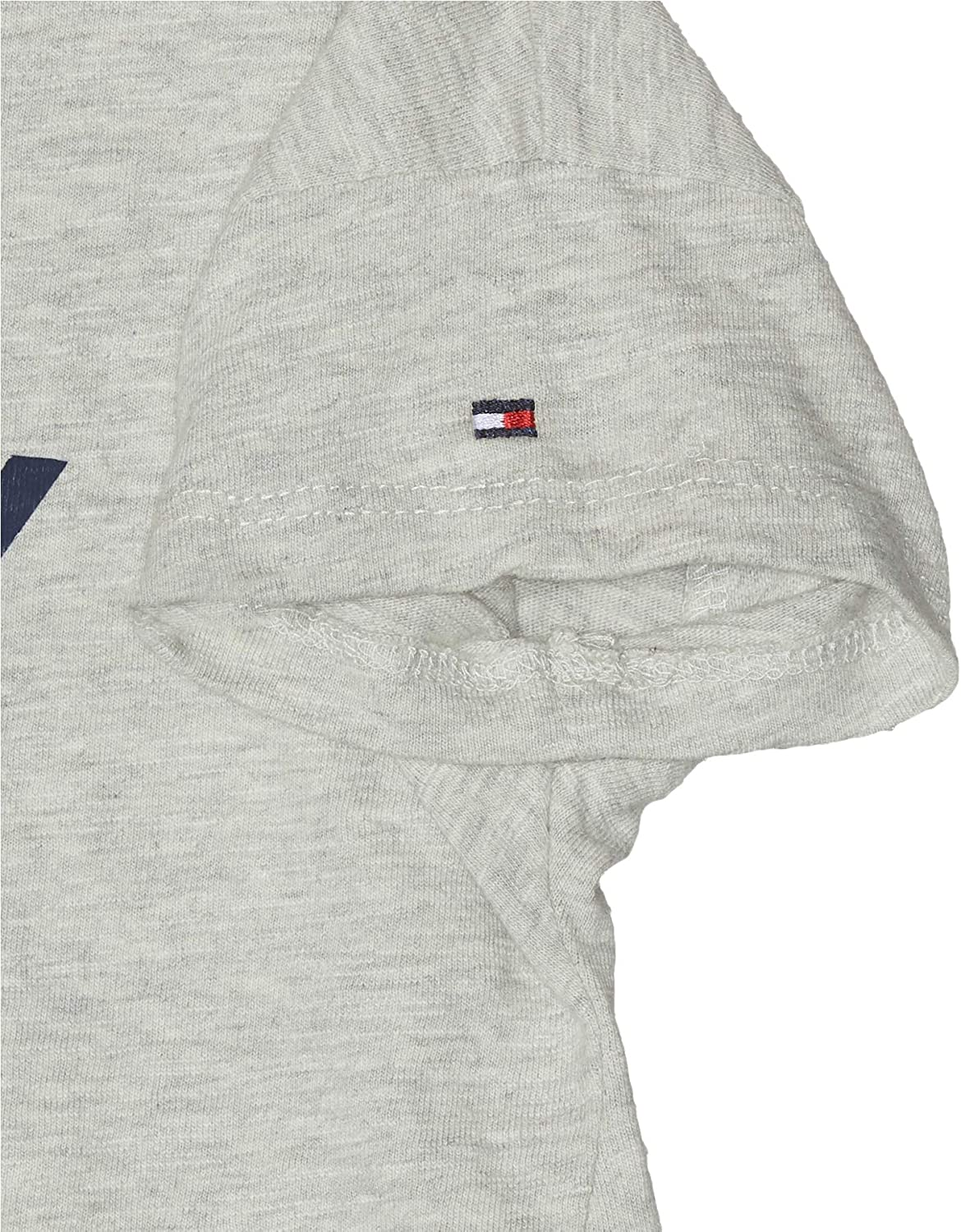 Tommy Hilfiger Colored Tommy Logo S//S T-Shirt Fille,