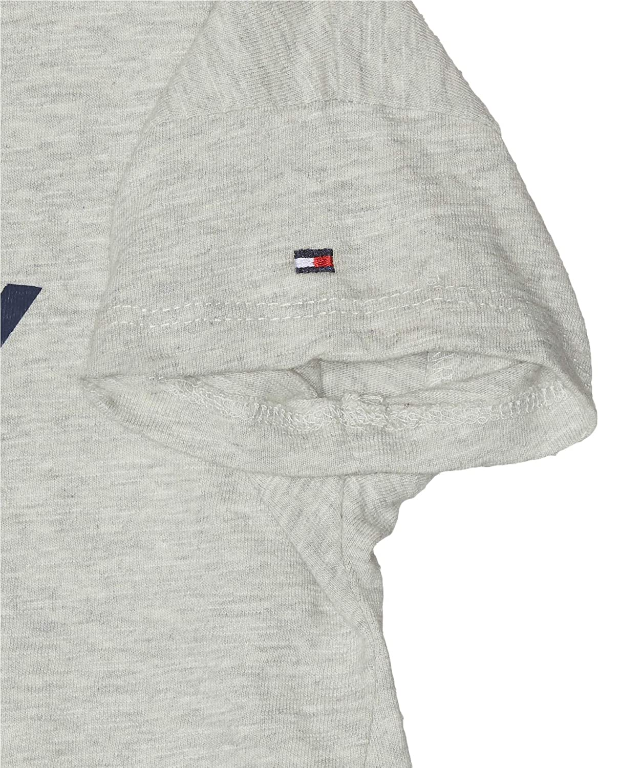 Tommy Hilfiger Colored Tommy Logo S//S T-Shirt Bambina